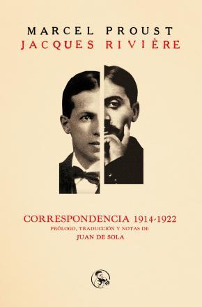 Portada de Correspondencia 1914-1922