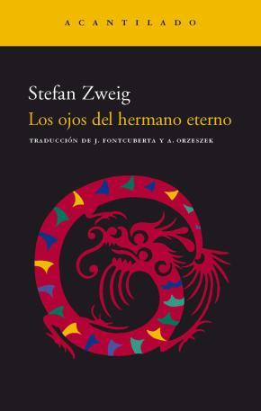 Portada de Los Ojos Del Hermano Eterno: Leyenda (7ª Ed)