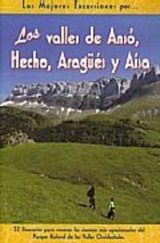 Portada de Valles De Anso, Hecho, Aragues Y Aisa.