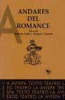 Portada de Andares Del Romance