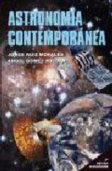Portada de Astronomia Contemporanea (3ª Ed.)