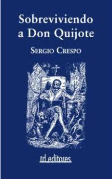 Portada de Sobreviviendo A Don Quijote