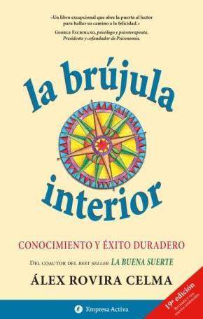 Portada de La Brujula Interior: Conocimiento Y Exito Durarero