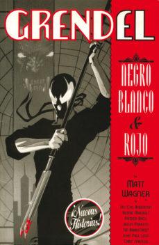 Portada de Grendel: Blanco, Negro Y Rojo (1)