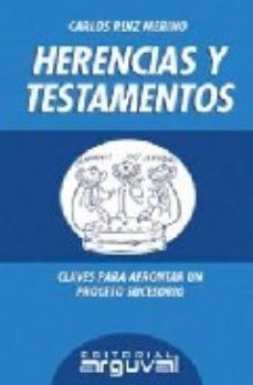 Portada de Herencias Y Testamentos
