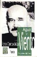 Portada de Agua Y Viento: Versos Conexos Inconexos