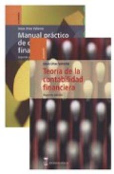 Portada de Teoria De La Contabilidad Financiera: Manual Practico De Contabil Idad Financiera (2ª Ed.)