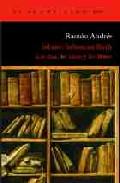 Portada de Johann Sebastian Bach: Los Dias, Las Ideas Y Los Libros