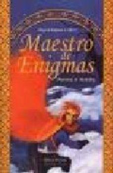 Portada de Maestro De Enigmas