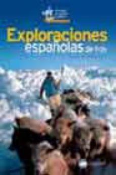 Portada de Exploraciones Españolas De Hoy
