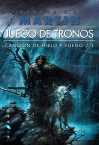 Portada de Juego De Tronos (ed. Bolsillo Mini 2 Vol.) (saga Cancion De Hielo Y Fuego 1)