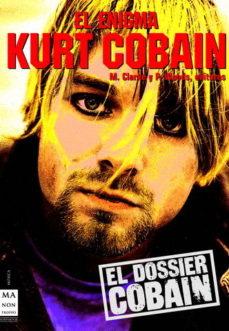 Portada de El Enigma Kurt Cobain