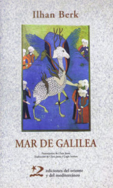 Portada de Mar De Galilea (ed. Bilingue Castellano-turco)
