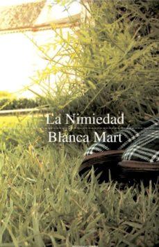 Portada de La Nimiedad