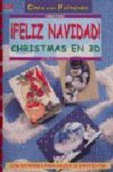 Portada de ¡feliz Navidad!: Christmas En 3d
