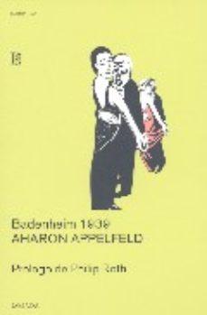 Portada de Badenheim 1939
