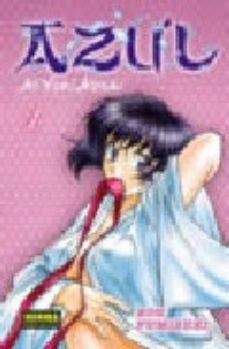 Portada de Azul. Ai Yori Aoshi 1