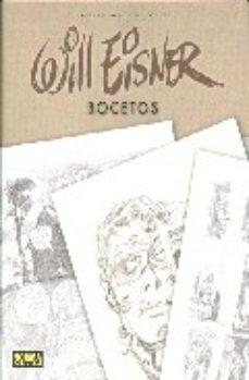 Portada de Will Eisner: Bocetos (will Eisner, Nº 13)