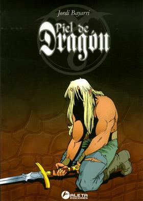 Portada de Piel De Dragon