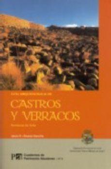 Portada de Guia Arqueologica De Castros Y Verracos: Provincia De Avila (cuad Ernos De Patrimonio Abulense Nº 8)