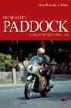Portada de Historias Del Padock: Episodios Del Mundial De Motociclismo