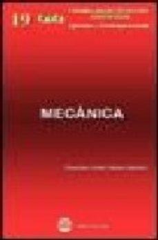 Portada de Formulario Tecnico Y Cientifico De Mecanica