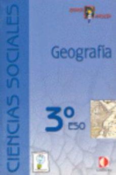 Portada de Geografia 3º Eso
