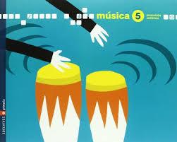 Portada de Musica 5 Mundo Agua Andalucia (5º Primaria)-
