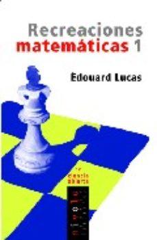 Portada de Recreaciones Matematicas 1