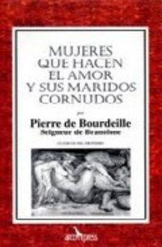 Portada de Mujeres Que Hacen El Amor Y Sus Maridos Cornudos