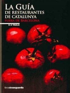 Portada de La Guia De Restaurantes De Catalunya