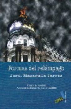 Portada de Formas Del Relampago (xii Premio 2006 De Cuenrtos De El Ateneo De La Laguna)