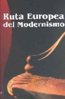 Portada de Ruta Europea Del Modernismo