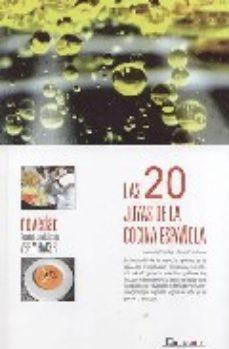 Portada de Las 20 Joyas De La Cocina Española: Recetas Con El Sistema Ver Y Hacer