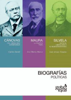 Portada de Estuche Biografias Politicas