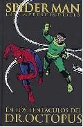 Portada de Spiderman Los Imprescindibles Nº 5: En Los Tentaculos Del Dr. Oct Opus