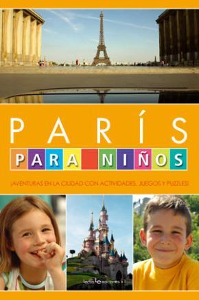 Portada de Paris Para Niños
