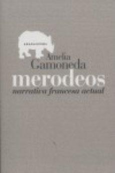Portada de Merodeos: Narrativa Francesa Actual