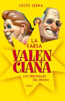 Portada de La Farsa Valenciana