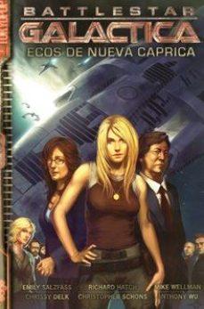 Portada de Battlestar Galactica. Ecos De Nueva Caprica