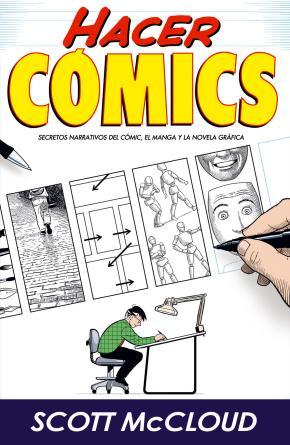 Portada de Hacer Comics