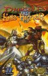 Portada de Dracula Vs King Arthur