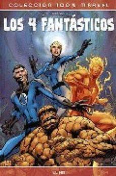 Portada de Los Cuatro Fantasticos: El Fin