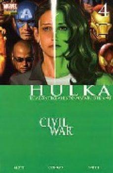 Portada de Hulka Nº 4: La Gran Revelacion