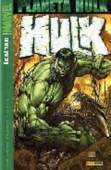 Portada de Planeta Hulk Nº 11: Lealtad