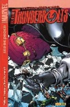 Portada de Los Nuevos Thunderbolts Nº 5: Sed De Poder