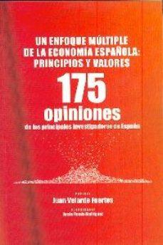 Portada de Un Enfoque Multiple De La Economia Española