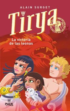 Portada de Tirya: La Victoria De Las Leonas