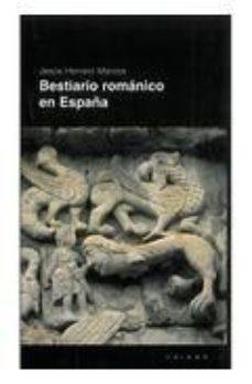 Portada de Bestiario Romanico En España