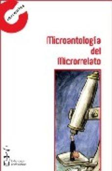 Portada de Microantologia Del Microrrelato